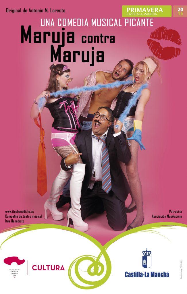 Maruja contra maruja - Comedia musical de Antonio M. Lorente