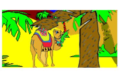 cuento dromi el camellito de Melchor - crecía con ilusión