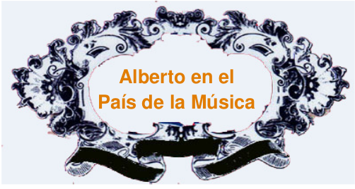 Cuento: Alberto en el país de la música - cabecera