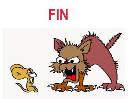 cuento: Bruno, el ratón astuto - engaña al gato