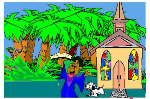 Cuento: El rabo del perro San Roque - San Roque