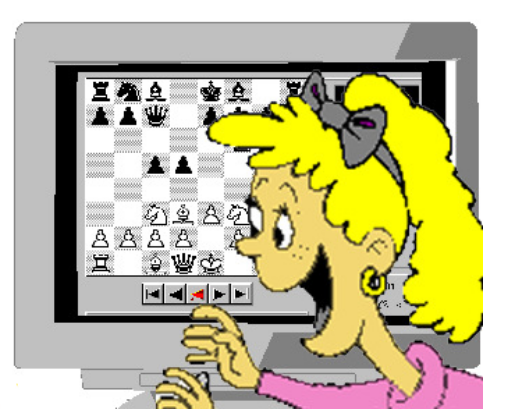cuento: la batalla de ajedrez - comienza la partida