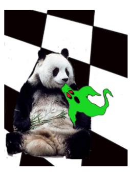 cuento: la batalla de ajedrez - antivirus