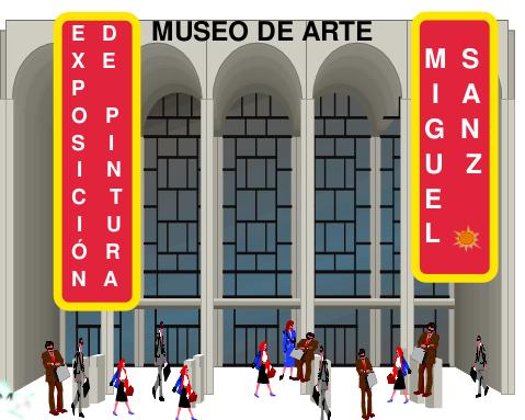 cuento: Adoquín - expone en el museo